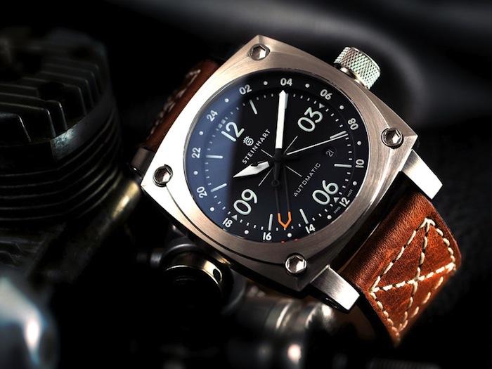 часы Steinhart Aviation Automatic