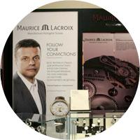Maurice Lacroix в Москве