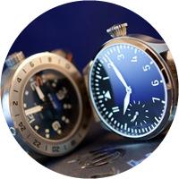 Steinhart — немецкие часы, сделанные в Швейцарии