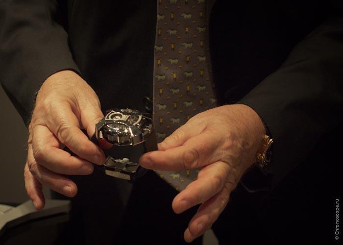 DeWitt X-Watch