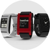 Часы Pebble для iPhone и Android