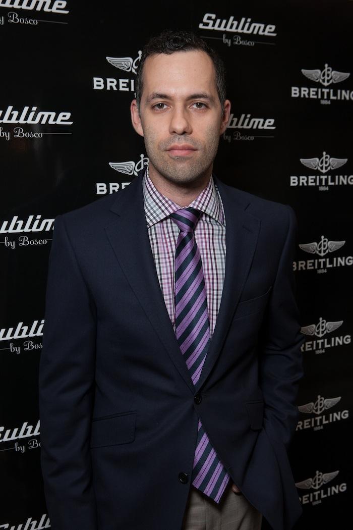 Михаил Идов , главный редактор GQ