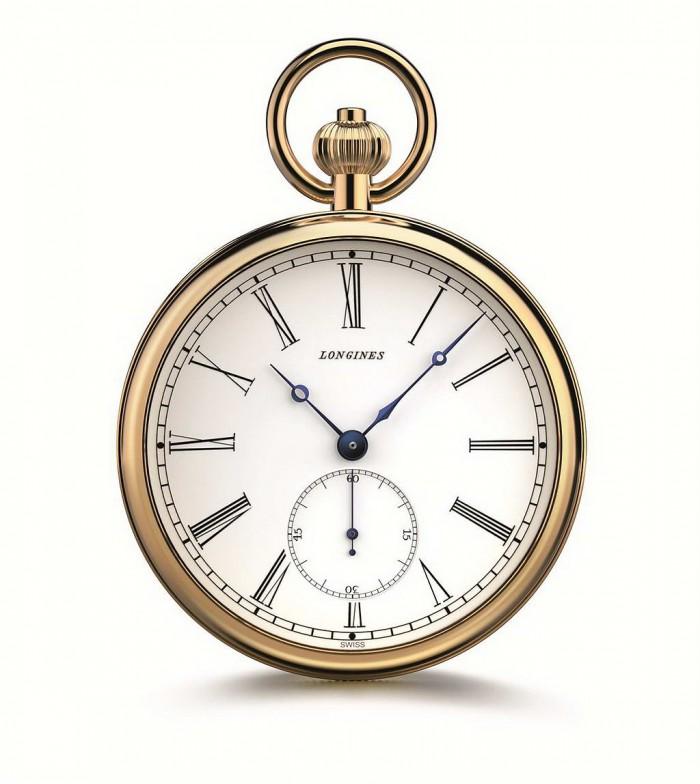 Карманные часы 2012 года