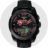 Tissot T-Touch Expert Men's Dragon 2012