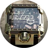 Devon Tread 1 Steampunk Limited Edition