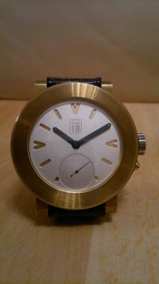 Часы Александра Ветрова
