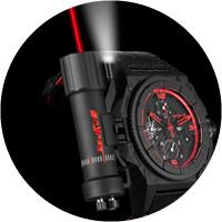 Snyper Laser Watches