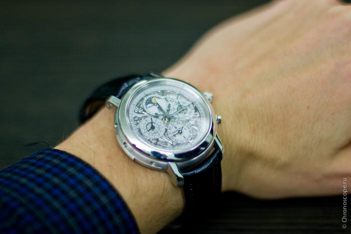Jules Audemars Grande Complication Perpetual Calendar Chronograph Repeater