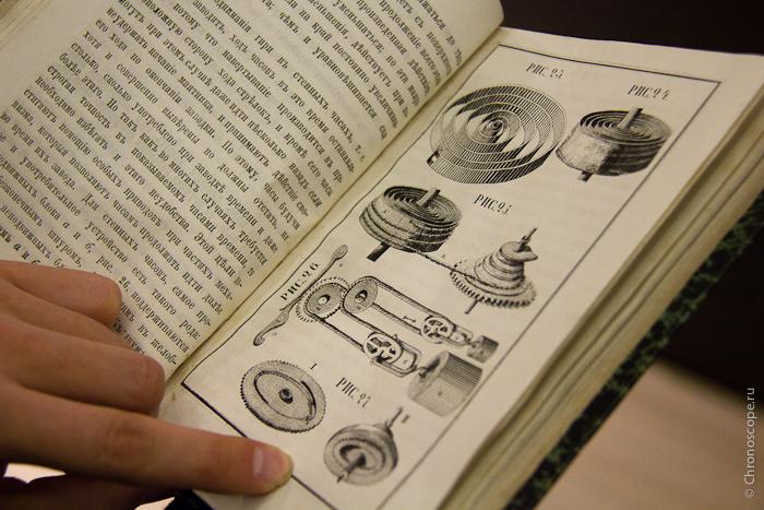Konstantin Chaikin Watchmaking History