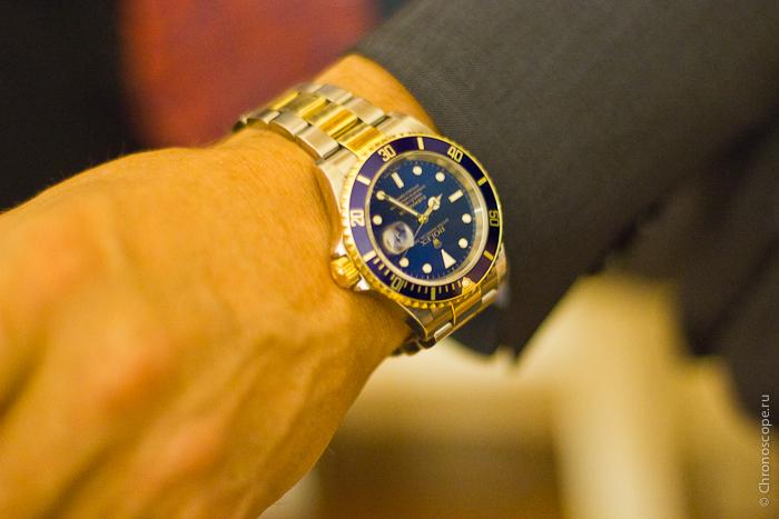 Moscow Watch Center Rolex