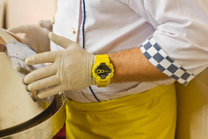 Moscow Watch Center Casio G-Shock