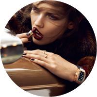 Кендра Спирс для Vogue