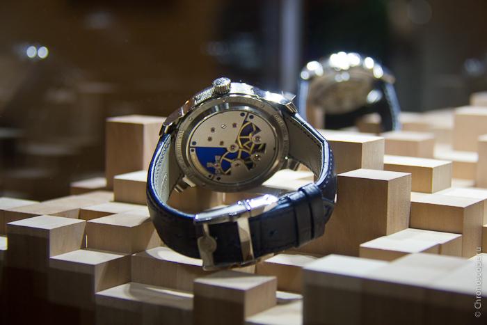 Grand-Prix d Horlogerie de Geneve Greubel Forsey Asymétrique Tourbillon 24 Secondes Contemporain