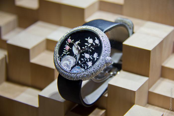 Grand-Prix d Horlogerie de Geneve Chanel Coromandel