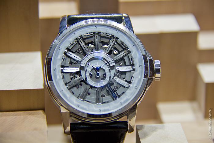 Grand-Prix d Horlogerie de Geneve Harry Winston Opus 12