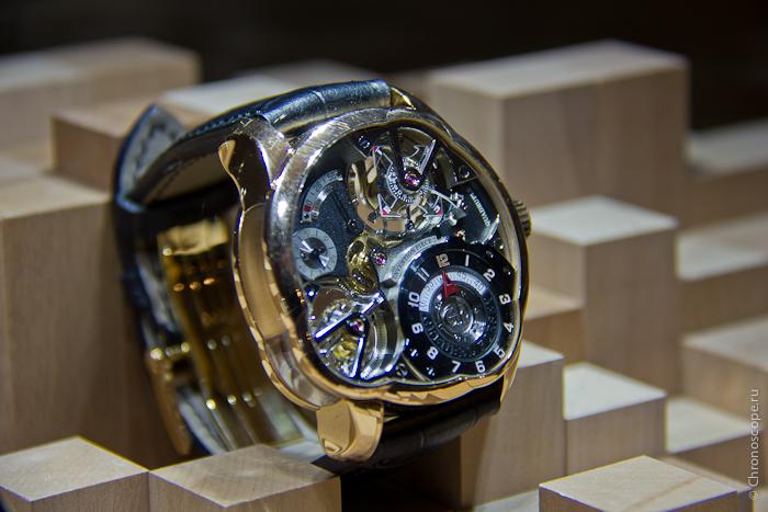 Grand-Prix d Horlogerie de Geneve Greubel Forsey Invention Piece 2