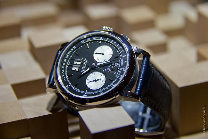 Grand-Prix d Horlogerie de Geneve A. Lange & Söhne DATOGRAPH UP/DOWN