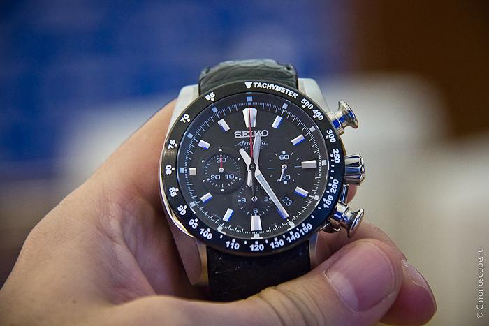 Seiko Ananta Automatic Chronograph