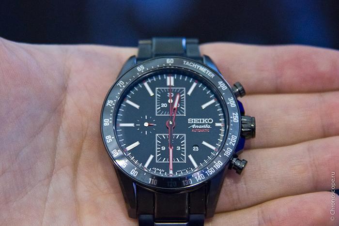 Seiko Ananta Automatic Chronograf