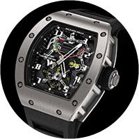 Richard Mille RM 036 Tourbillon G-Sensor Jean Todt
