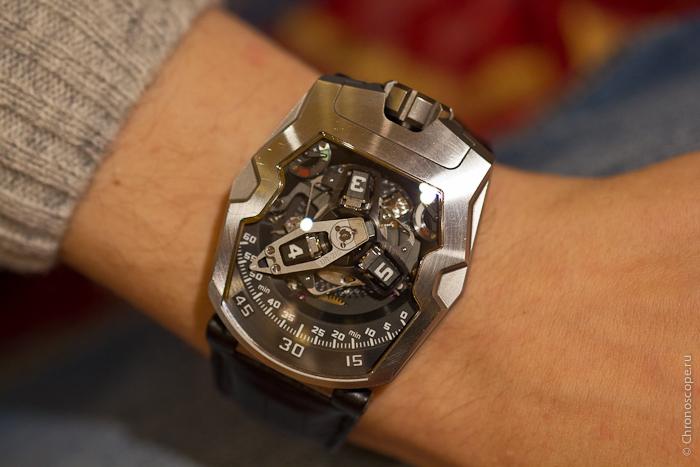 Часы Urwerk - pam65ru