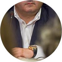 Roger Dubuis: теперь в бобслее