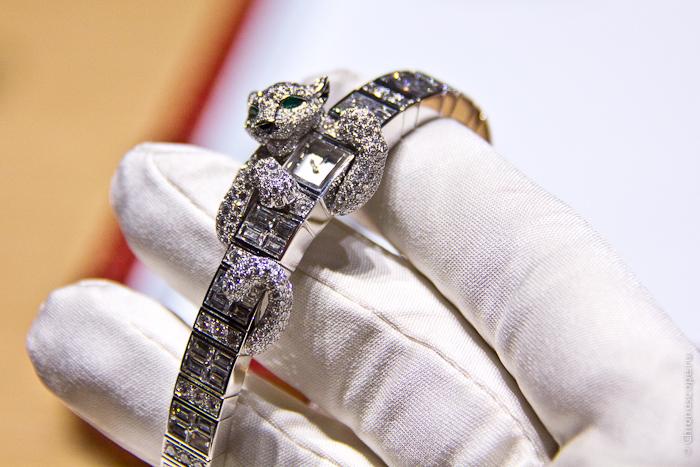 Cartier Baguette Panthère