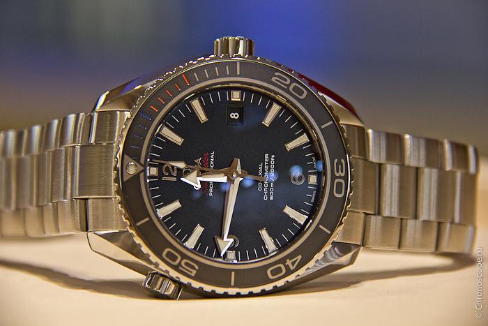 Omega Seamaster Planet Ocean Sochi 2014
