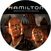 Hamilton в «Крепком Орешке 5»
