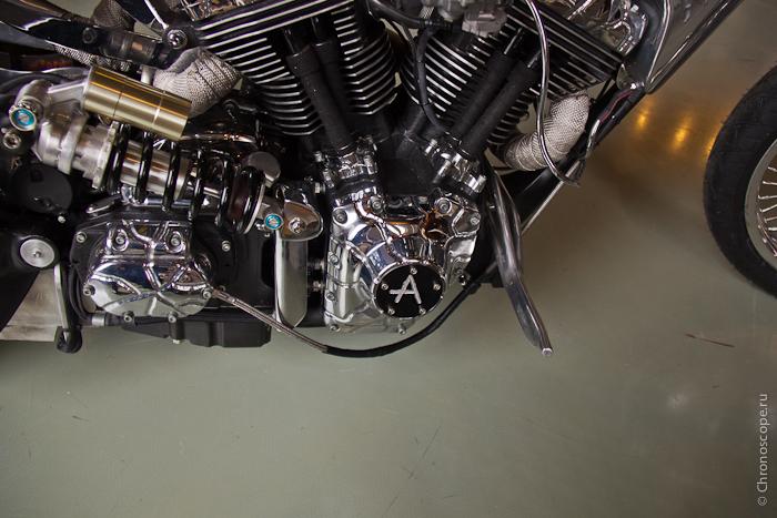 мотоцикл Artya