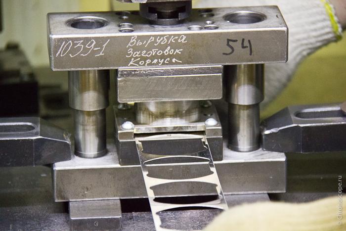 Как сделать металлический штамп
