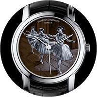Vacheron Constantin Metiers d'Art Hommage a l'Art de la Danse