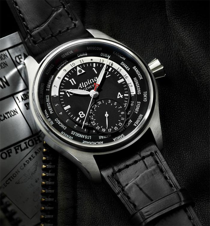 Alpina Worldtimer Manufacture