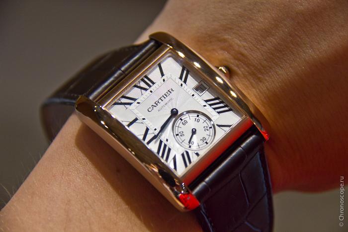 Часы Cartier, купить копии часов Картье, наручные часы
