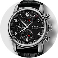 Oris RAID 2013 Chronograph