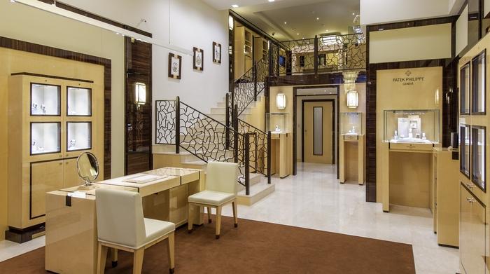 Patek Philippe Boutique 1st Floor