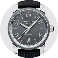 Montblanc TimeWalker Traveller