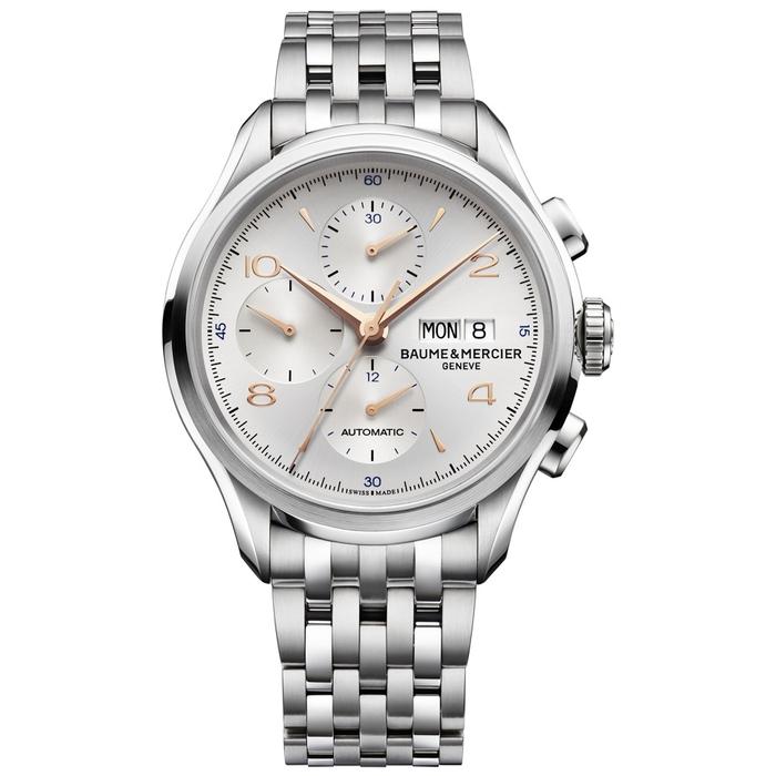 Baume & Mercier Clifton Chronograph 10130