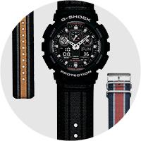 Casio G-Shock Military Cloth Band