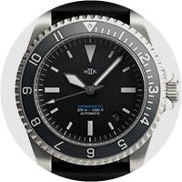 Mk II Fulcrum Diver