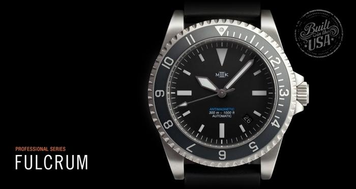 Mk. II Fulcrum Diver