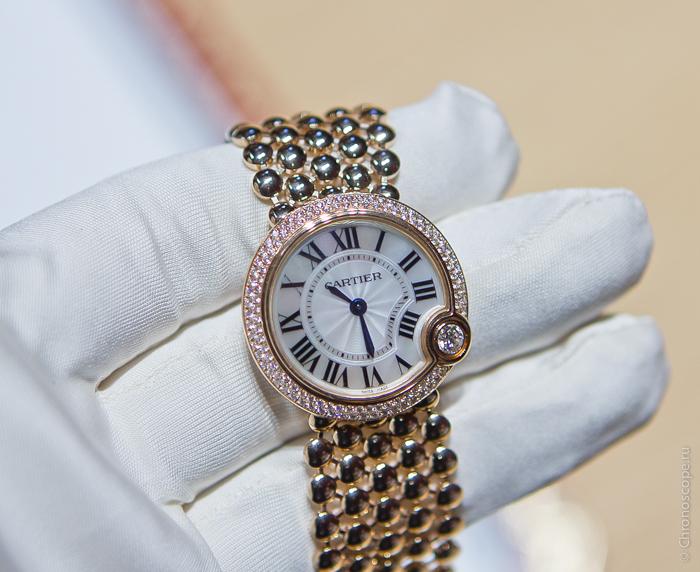 Cartier SIHH-2014-15