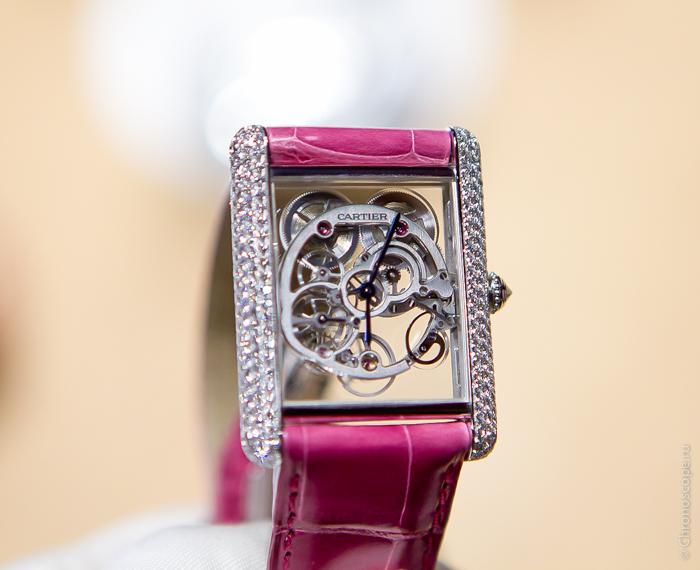 Cartier SIHH-2014-4