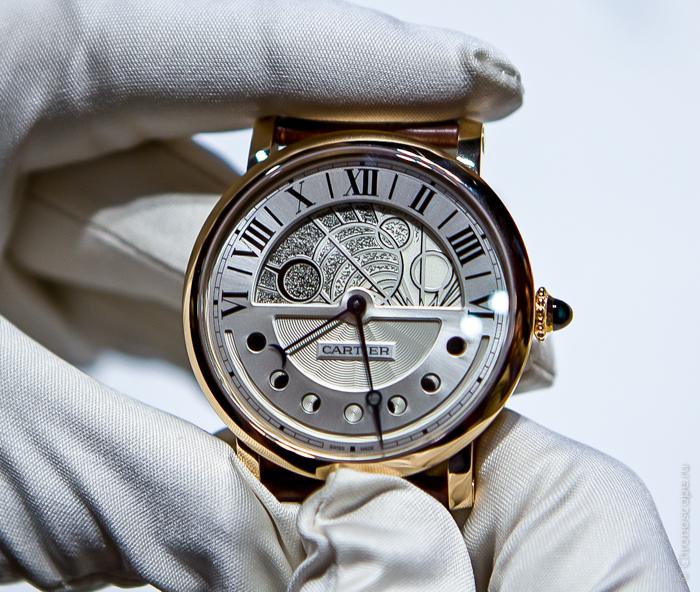 Cartier SIHH-2014-7