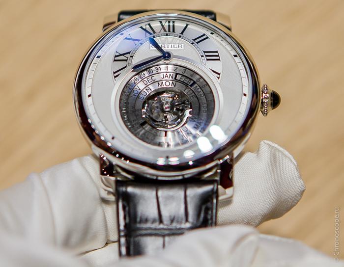 Cartier SIHH-2014