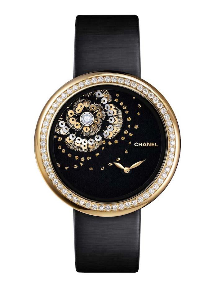 Chanel Mademoiselle Prive Camellia Brode Lesage