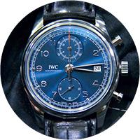 IWC Portuguese Chronograph Classic Edition Laureus