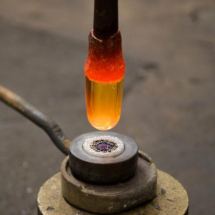 Hermes Arceau-Millefiori-Making