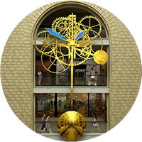 «Ракета» делает самые большие часы в мире.