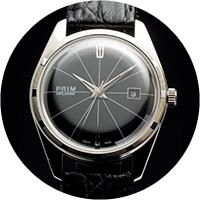Prim — мануфактурные часы из Чехии